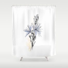 In Bloom Shower Curtain