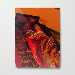 Warm welcome Metal Print