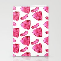 meat Stationery Cards featuring Meat by XiaBoiii