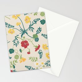 Nasturtiums are my fave Stationery Cards