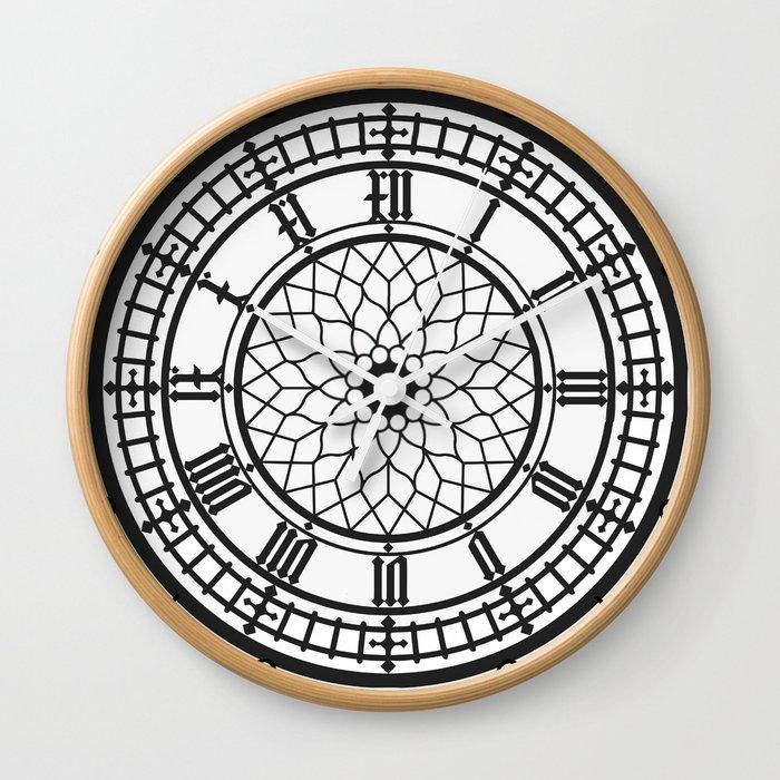 Big Ben, Clock Face, Intricate Vintage Timepiece Watch ...