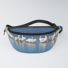 Feathered Festivities V Fanny Pack