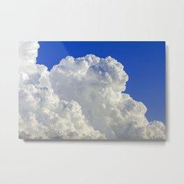 Cumulonimbus Clouds 2 Metal Print