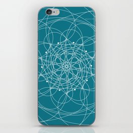 Ornament – Morphing Blossom iPhone Skin
