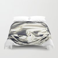 globe Duvet Covers featuring Watercolor Globe by Rose Etiennette