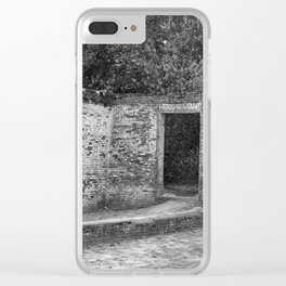 Shasta Ruins Clear iPhone Case