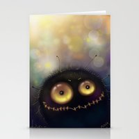 spider Stationery Cards featuring spider by Katja Main