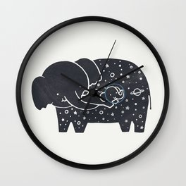 Because you love me Wall Clock