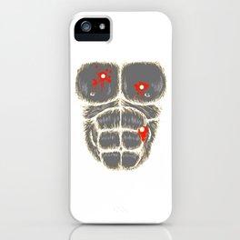 harambe hole iPhone Case