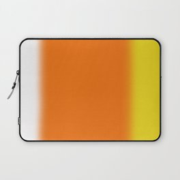 Candy Corn Ombre Laptop Sleeve