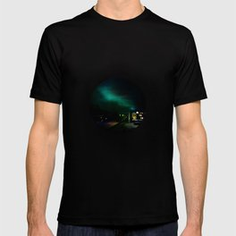 Northern Lights in Tromso T-shirt