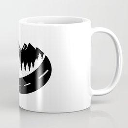 Cascade Camper Stealth Logo Coffee Mug