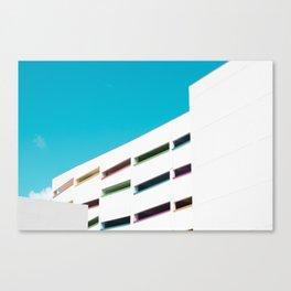Colors of Miami, Miami Design District Canvas Print