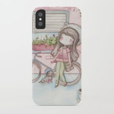 Bike iPhone X Slim Case