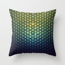 Asanoha 03 Throw Pillow