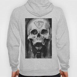 Shamanic Skull Hoody