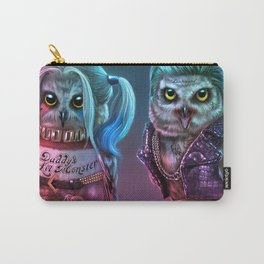 Owly Quinn and Puddin' Carry-All Pouch