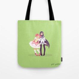 Magical Couple III Tote Bag