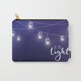 Be the light #4 Carry-All Pouch