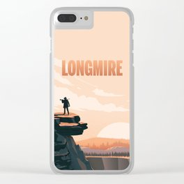 Longmire: Out West Clear iPhone Case