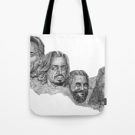 Mount Awesomore Tote Bag