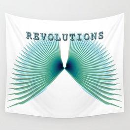 Revolutions Wall Tapestry
