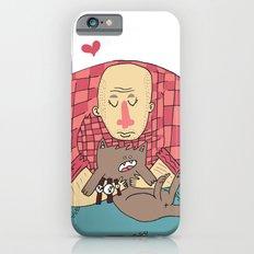 The cat lover iPhone 6s Slim Case