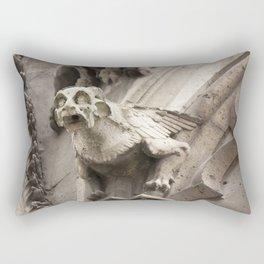Gargoyle Rectangular Pillow