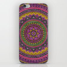 Hippie mandala 45 iPhone & iPod Skin