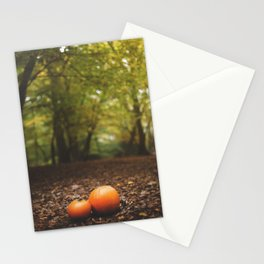 Family Pumpkin Stationery Cards