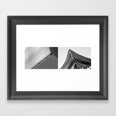 MODERN/TRADITIONAL Framed Art Print