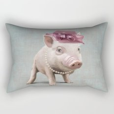 Miss Piggy Rectangular Pillow