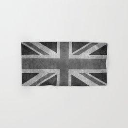 Union Jack B&W 3:5 Hand & Bath Towel