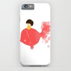 The Gold Fish Slim Case iPhone 6s