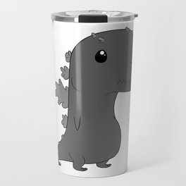 Now I am become Death, the Destroyer of worlds. Travel Mug