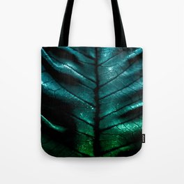 Dragon Spine (Blue Version) Tote Bag