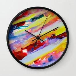 My Happiness  Wall Clock