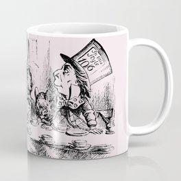 Blush pink - mad hatter's tea party Coffee Mug