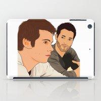 san diego iPad Cases featuring san diego by Finduilas
