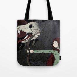 Lets Hunt! Tote Bag