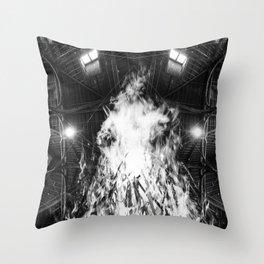 Atreyu Long Live Brandon Saller Art piece Throw Pillow