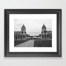 Greenwich Maritime Museum, London Framed Art Print
