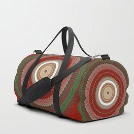 Holiday Mandala Duffle Bag
