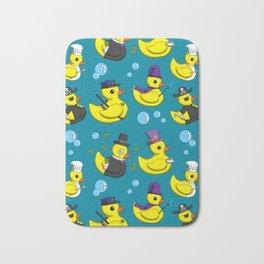 Rubber Duckies Bath Mat