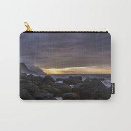 Na Pali Coast Sunset, Kauai Carry-All Pouch