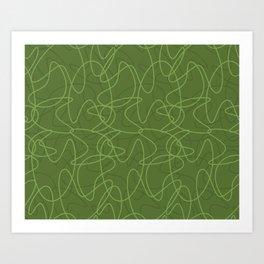 Masaya Art Print