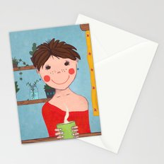 COFFEE Stationery Cards