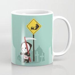 Highway to hell Coffee Mug