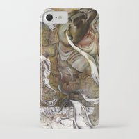 shopping iPhone & iPod Cases featuring Ants/Shopping  by Andreas Derebucha
