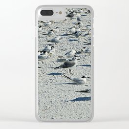 Everything You Want is Within Reach Clear iPhone Case